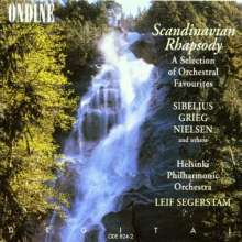 Scandinavian Rhapsody, CD