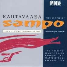 Einojuhani Rautavaara (geb. 1928): Der Raub des Sampo (Oratorium), CD