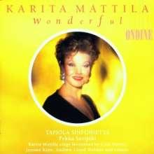 Karita Mattila - Wonderful, CD
