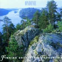 Finnish Orchestral Favourites, CD