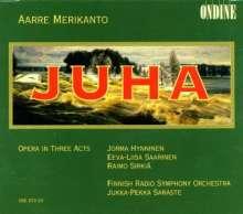 Aarre Merikanto (1893-1958): Juha, 2 CDs