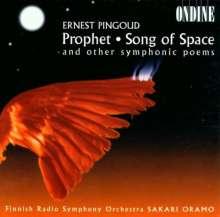 Ernest Pingoud (1887-1942): Symphonische Dichtungen, CD