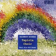Tapiola-Chor - Rainbow Sounds, CD