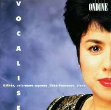 Dilber - Vocalise, CD