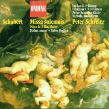 Franz Schubert (1797-1828): Messe D.678, CD