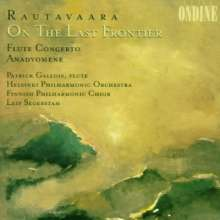 "Einojuhani Rautavaara (1928-2016): Flötenkonzert ""Dances with the Wind"", CD"