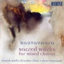 Einojuhani Rautavaara (1928-2016): Chorwerke, CD