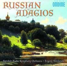 Russian Adagios, CD