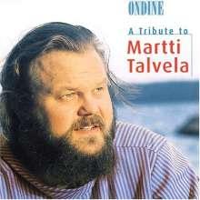 A Tribute to Martti Talvela, CD