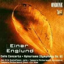 Einar Englund (geb. 1916): Symphonie Nr.6, CD