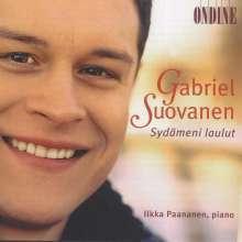 Gabriel Suovanen - Sydämeni laulut, CD