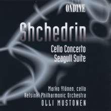 """Rodion Schtschedrin (geb. 1932): Cellokonzert """"Sotto Voce Concerto"""", CD"""