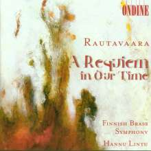 Einojuhani Rautavaara (geb. 1928): Sämtliche Werke für Blechbläser, CD