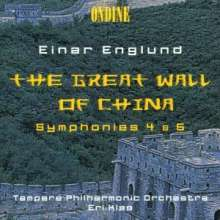 Einar Englund (geb. 1916): Symphonien Nr.4 & 5, CD