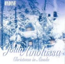 Joulu Ainolassa - Christmas in Ainola, CD