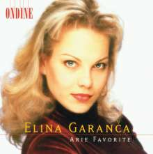 Elina Garanca - Arie favorite, CD