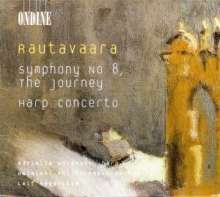 "Einojuhani Rautavaara (geb. 1928): Symphonie Nr.8 ""The Journey"", CD"