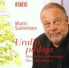 Matti Salminen - Slavic Romances, CD