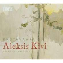 Einojuhani Rautavaara (1928-2016): Aleksis Kivi (Oper in 3 Akten), 2 CDs
