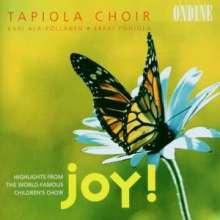 Joy!!, CD