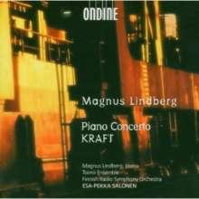 Magnus Lindberg (geb. 1958): Klavierkonzert, CD
