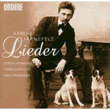 Armas Järnefelt (1869-1958): Lieder, CD
