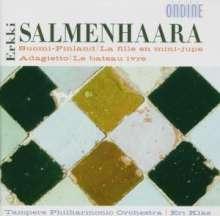 Erkki Salmenhaara (1941-2002): Suomi-Finland, CD