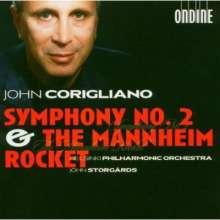 John Corigliano (geb. 1938): Symphonie Nr.2, CD