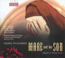 Tauno Pylkkänen (1918-1980): Marc and her Son, 2 CDs