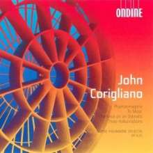 John Corigliano (geb. 1938): Phantasmagoria, CD
