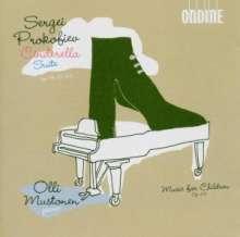 Serge Prokofieff (1891-1953): Cinderella Suite für Klavier opp.95,97,102, CD