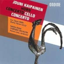 Jouni Kaipainen (1956-2015): Cellokonzert Nr.1, CD