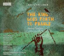 Aulis Sallinen (geb. 1935): The King Goes Forth To France, 2 CDs