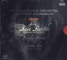 Bela Bartok (1881-1945): Konzert für Orchester, SACD