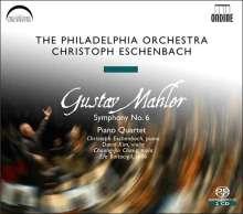 Gustav Mahler (1860-1911): Symphonie Nr.6, 2 Super Audio CDs