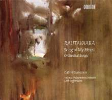 "Einojuhani Rautavaara (geb. 1928): Orchesterlieder ""Song of My Heart"", CD"