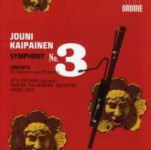 Jouni Kaipainen (1956-2015): Symphonie Nr.3, CD