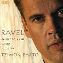 Maurice Ravel (1875-1937): Gaspard de la nuit, CD