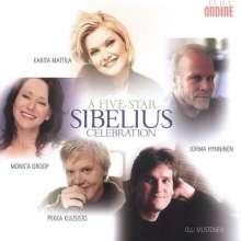 Jean Sibelius (1865-1957): Lieder, CD