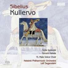 Jean Sibelius (1865-1957): Kullervo-Symphonie op.7, SACD
