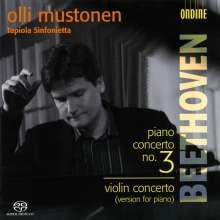 Ludwig van Beethoven (1770-1827): Klavierkonzert Nr.3, SACD