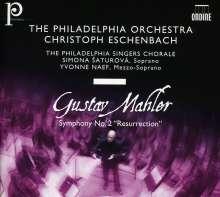 Gustav Mahler (1860-1911): Symphonie Nr.2, 2 CDs
