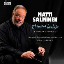 Matti Salminen  - A Finnish Songbook, CD