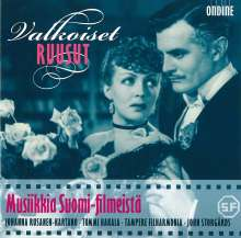 Helsinki Philharmonic Orchestra: Filmmusik: Music From Finnish Motion Pictures, CD