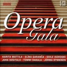 Opera Gala, 5 CDs