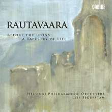 Einojuhani Rautavaara (1928-2016): Before the Icons, CD