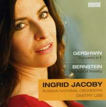 Jacoby/russian No/liss: Gershwin/bernstein: Concerto I, CD