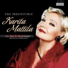 Karita Mattila - The Irresistible Karita Mattila, CD