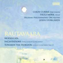 Einojuhani Rautavaara (1928-2016): Cellokonzert, CD