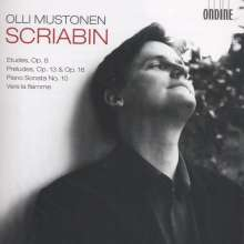 Alexander Scriabin (1872-1915): Etudes op.8 Nr.1-12, CD